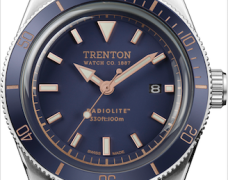 Trenton Watch Co. by Ingersoll 1892